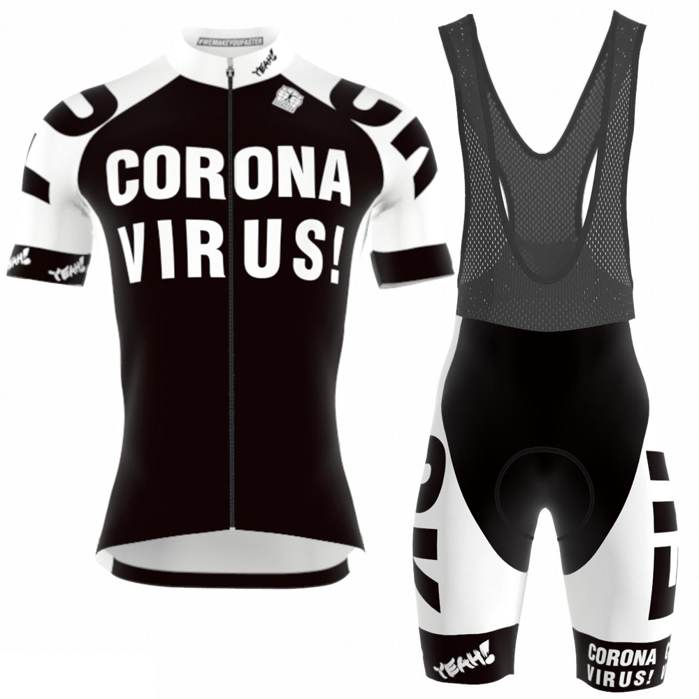 FUCK CORONA VIRUS! KIT FRONT